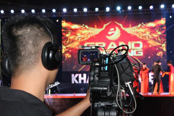 Dịch vụ quay video sự kiện Hải Phòng