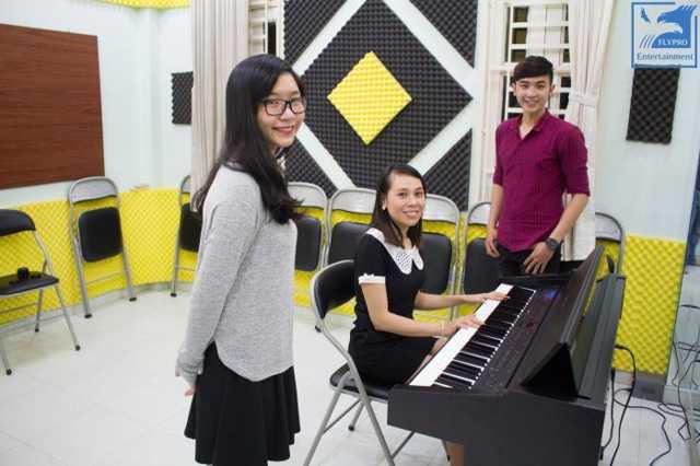 lớp luyện thi thanh nhạc