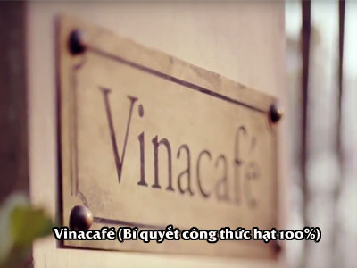 TVC: Vinacafe