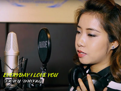 EVERYDAY I LOVE YOU - THÙY DƯƠNG
